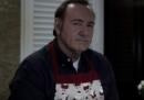 """Kevin Spacey ha impersonato il suo personaggio in """"House of Cards"""" per difendersi dalle accuse di molestie"""