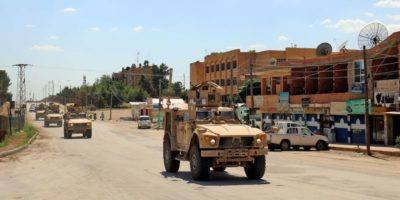 Gli Stati Uniti hanno iniziato a ritirare i loro soldati dalla Siria