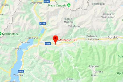 6 persone sono morte in un incidente automobilistico in provincia di Sondrio