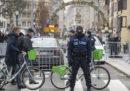 Le ricerche per l'attentatore di Strasburgo