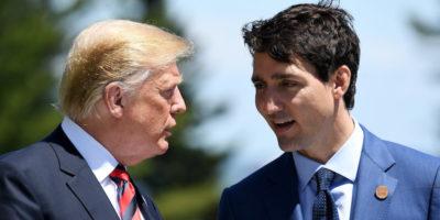 Il triello tra Stati Uniti, Canada e Cina