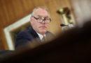 Ryan Zinke, segretario all'Interno degli Stati Uniti, lascerà il suo incarico a fine anno