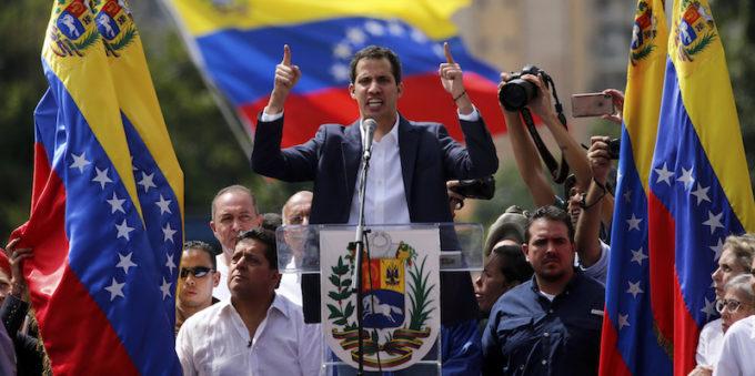 In Venezuela sta succedendo qualcosa di grosso