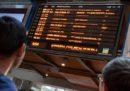 Oggi ci sarà uno sciopero dei treni di Trenord