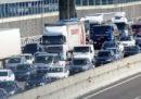 Stamattina c'è stato un grave incidente sulla tangenziale est di Milano: ci sono un morto e quattro feriti