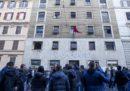 Il consiglio comunale di Roma ha approvato una mozione per chiedere lo sgombero della sede di Casapound