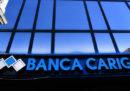 Il governo salverà Banca Carige