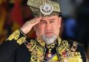 Il re della Malesia ha abdicato senza dare spiegazioni