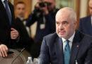 Il Parlamento dell'Albania ha approvato il rimpasto di governo proposto dal primo ministro Edi Rama