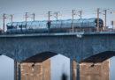 Il numero di morti nell'incidente ferroviario in Danimarca è salito a otto