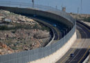 "A Gerusalemme ha aperto la ""strada dell'apartheid"""