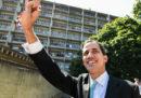 Il Parlamento Europeo ha riconosciuto Juan Guaidó come presidente del Venezuela