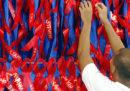 I dati personali di 14.200 persone sieropositive sono stati diffusi online a Singapore