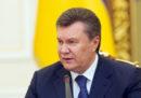 L'ex presidente dell'Ucraina Viktor Yanukovych è stato condannato a 13 anni di carcere per alto tradimento