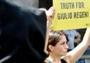 A tre anni dalla scomparsa di Giulio Regeni