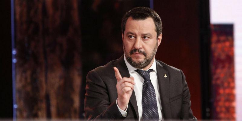 Salvini non vuole essere processato sul