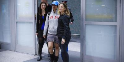 La diciottenne saudita in fuga dalla sua famiglia è arrivata in Canada