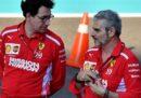 La Ferrari ha nominato l'ingegnere Mattia Binotto direttore della scuderia al posto di Maurizio Arrivabene