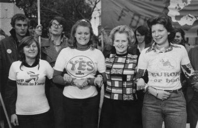 Il maglione di Margaret Thatcher
