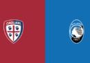 Cagliari-Atalanta di Coppa Italia in diretta TV e in streaming