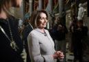 La speaker della Camera statunitense Nancy Pelosi vuole rimandare il discorso sullo stato dell'Unione