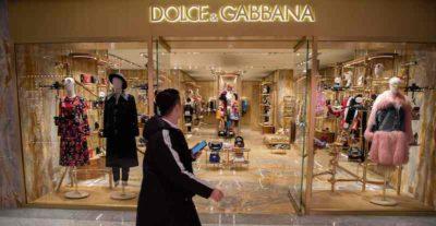 Il boicottaggio di D&G in Cina continua