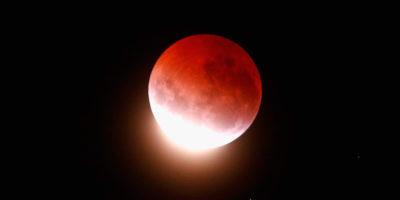 Le cose da sapere sull'eclissi lunare di lunedì