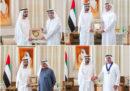 Indovinate cosa mancava ai premi degli Emirati Arabi per l'uguaglianza di genere