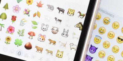 I bambini che comunicano con le emoji prima di saper leggere e scrivere