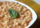 """La ricetta di """"pasta faggioli"""" del sindaco La Guardia"""