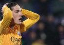 La Fiorentina ha battuto 7-1 la Roma e si è qualificata alle semifinali di Coppa Italia