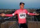 Il ciclista britannico Chris Froome non correrà il prossimo Giro d'Italia