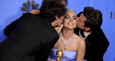 Le foto più belle dei Golden Globe