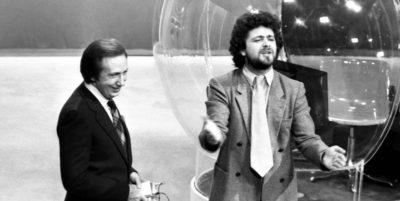 Beppe Grillo quando faceva il comico