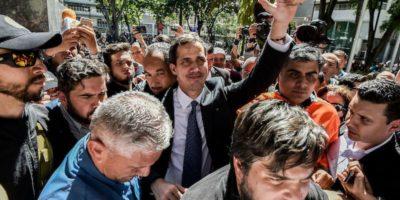 Cosa pensa l'Europa della crisi in Venezuela