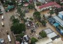 """I morti per la tempesta """"Usman"""" che ha colpito le Filippine dopo Natale sono almeno 85"""