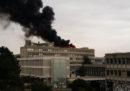 C'è stato un incendio seguito da diverse esplosioni all'Università di Lione