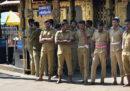 Una terza donna è entrata nel tempio di Sabarimala in India, nonostante le proteste di molti credenti