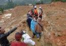 Almeno 9 persone sono morte e ci sono decine di dispersi a causa di una frana nell'ovest dell'Indonesia