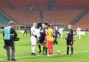 Le foto di San Siro vuoto per Inter-Benevento