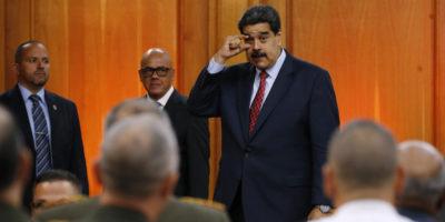 Ci sono mercenari russi a difendere Maduro in Venezuela?