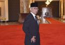 Abdullah Sultan Ahmad Shah è stato nominato nuovo re della Malesia