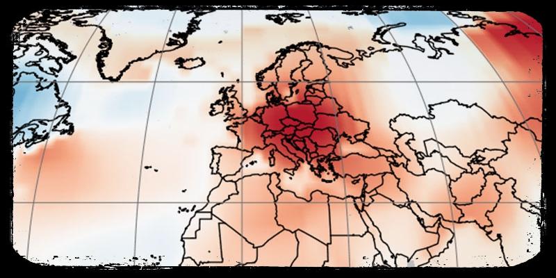 2018 anno piu' caldo dal 1800 per l'Italia