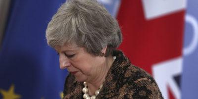 Il Parlamento britannico ha bocciato l'accordo su Brexit