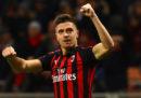 Il Milan ha battuto il Napoli 2-0 e si è qualificato alla semifinale di Coppa Italia