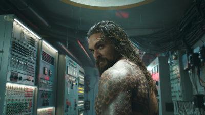 "Cosa si dice di ""Aquaman"""