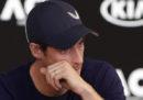 Andy Murray ha detto che si ritirerà dal tennis