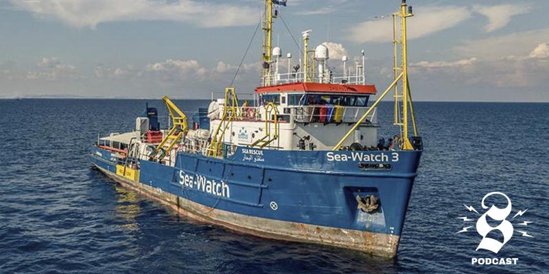 Migranti: Mediterranea in rotta verso Sea Watch 3 - Cronaca