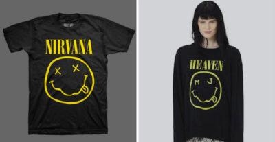 I Nirvana hanno fatto causa allo stilista Marc Jacobs