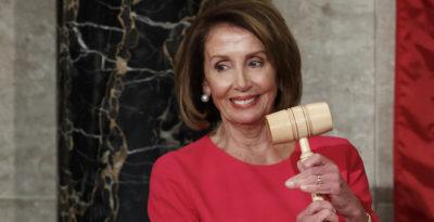 Usa, Nancy Pelosi è il nuovo speaker della Camera